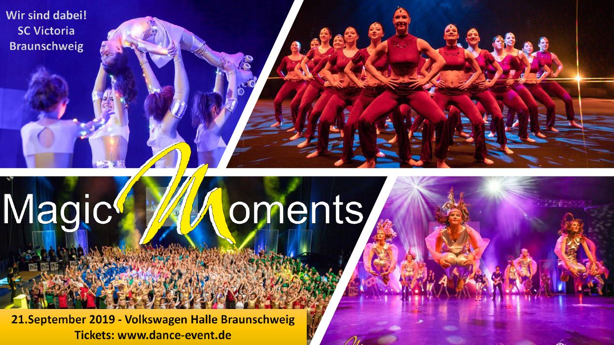 Magic Moments - Die große Show des Sports